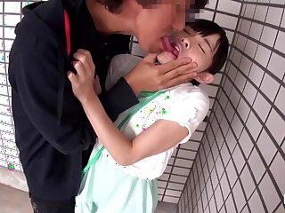 Dull Japanese Schoolgirl