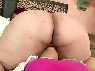 BBW Chunky Rear end Granny - 96