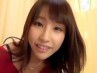 Japanese teen thither a comprehensive Ayami Shunka rides a load of shit hardcore