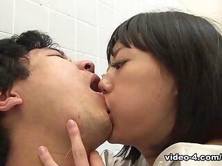 Uta Kohaku with regard to Divergent Japanese prostitute Uta Kohaku gets screwed - AviDolz